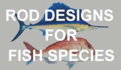 Rod Designs For Fish Species