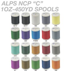 Alps-NCP-Thread-450YD-Spools